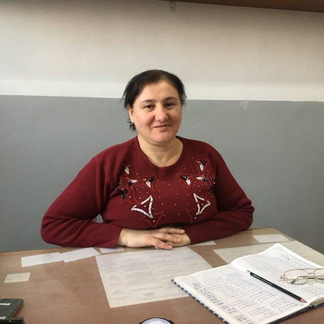 Мухабатова Зебунисо