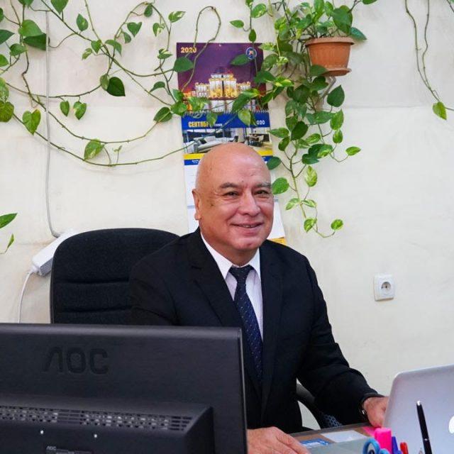 Профессор: Пулатов П. А.