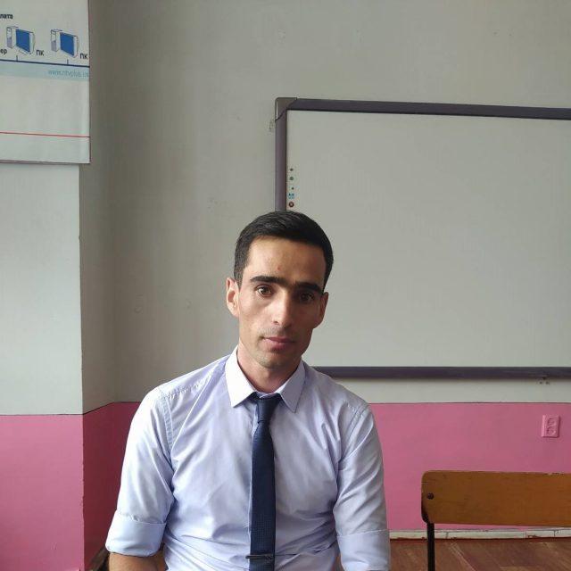 Абдурахманов У. Ф.